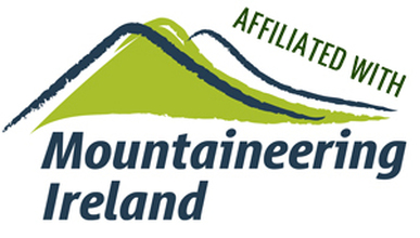 Clonakilty Hillwalking Club is officially affiliated with Mountaineering Ireland