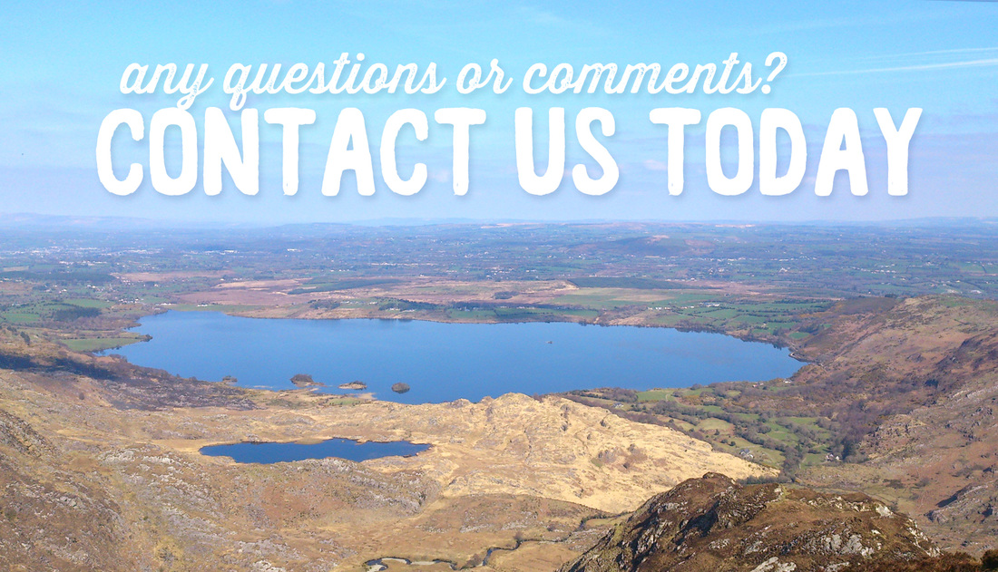 Any questions or comments for Clonakilty Hillwalking Club? Don't hesitate to get in contact with us!