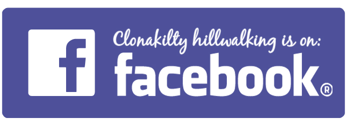 Check out Clonakilty Hillwalking Club on Facebook.
